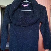 Классный нарядный свитерок