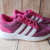 21,3см-33р Adidas кроссовки на девочку арт.2948