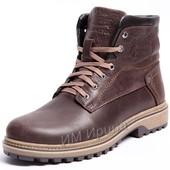 Ботинки кожаные Hilfiger Combat Boots