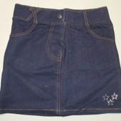 Джинсовая юбка New Basic