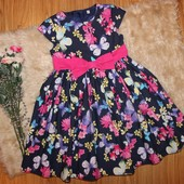нереально красивое платье 5-6л