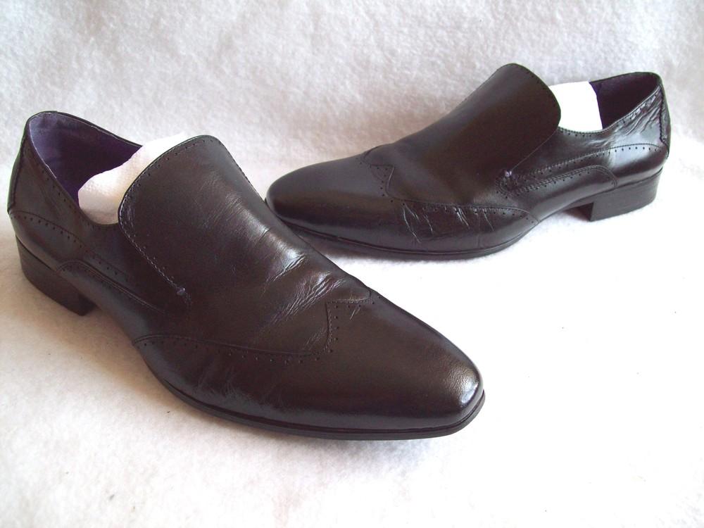 Туфли кожа jones bootmaker, размер 45 фото №1