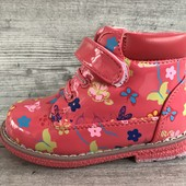 Ботинки на Девочку Демисезон тм Y.Top 22-27 р