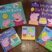 книжки Peppa Pig оригинал