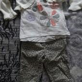 Одежда для девочки от 18 мес до 3 лет