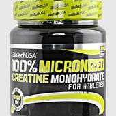 Креатин моногидрат BioTech Creatine Monohydrate 100% (500г)