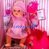 Одежда для пупса Baby Born, Беби борн, вбрання для Бейби бон, зимняя и летняя, наряд