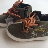 Ботинки Matalan новые 26 р-р 16 см стелька