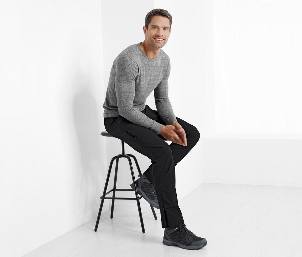 мужские Softshell термо брюки.ТСМ.Германия. фото №1