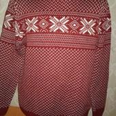 Мужской свитер. Большой размер (56-58)