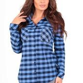 Женская рубашка 42-48р