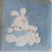 Детский махровый плед, одеяло