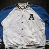 Реглан,бомбер, регби Burton Menswear размер ХXL, 52-54