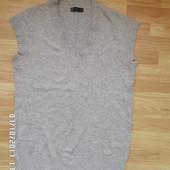 Zara Xl-XXl тепла шерстяна жилетка