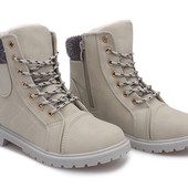 Зимние ботинки Код-Kn-8018