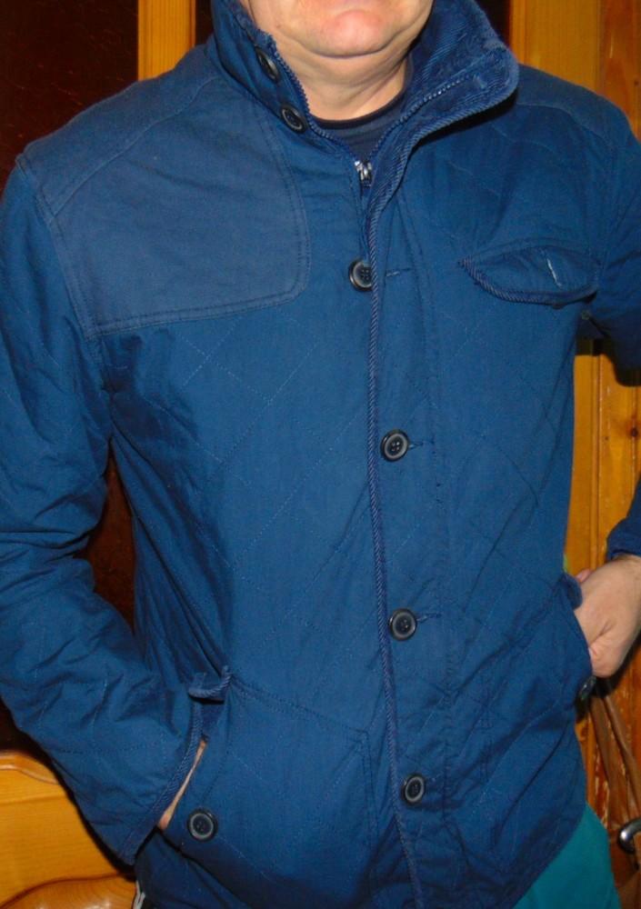 Стильная фирменная демисезонная курточка f&f м-л . фото №1