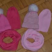 Супер красивые шапочки на осень двойные шапка