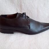 Туфли Кожа Новые, размер 41
