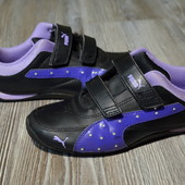 Кроссовки со стразами Puma ор-л(33)