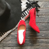 Яркие туфли лодочки Dorothy Perkins р-р 37