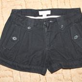 плотные шорты девочке 8-9 лет