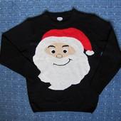 Светр чоловічий М новорічний Санта