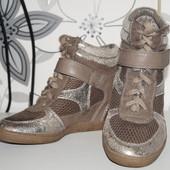 Ботинки сникерсы Graceland размер 40