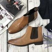 Мужские ботинки-челси с высоким голенищем  SH41105
