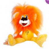 Распродажа - Мягкая озвученная игрушка Львенок 23 см от Fancy Львенок 23 см Я на солнышке лежу