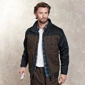 Шикарная куртка-жилетка рабочая 3 в1 Tcm Tchibo (германия )