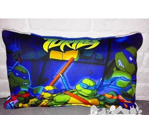 декоративная подушка черепашки ниндзя teenage mutant Ninja Turtles тинейдж мутант ниндзя тартилс фото №1