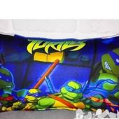 декоративная подушка черепашки ниндзя teenage mutant Ninja Turtles тинейдж мутант ниндзя тартилс