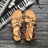 Новые кожаные сандали Florentine рр 39 Италия