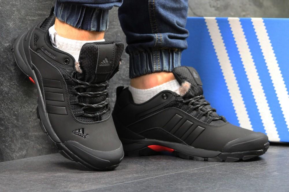 760bcec8 Зимние мужские кроссовки adidas climaproof gray/black, цена 1280 грн ...