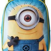Рюкзак дошкольный с миньоном