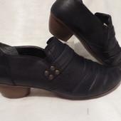 Ботинки Кожа Германия Rieker 41 размер
