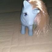 продам в идеальном состоянии, пони, единорог ,оригинал, Hasbpo,Italy.