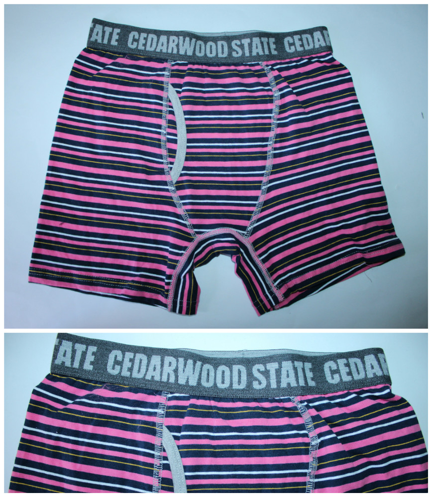 Новые трусы боксеры cedar wood state. размер s фото №1