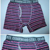 Новые трусы боксеры Cedar wood state. Размер S