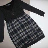 Теплое платье Desigual XS-S