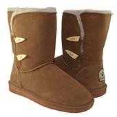 Натуральные угги Bearpaw abigail winter boot раз.38
