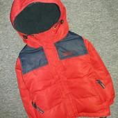 Куртка деми 2-3 года мальчик