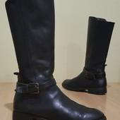 Оригинальные кожаные сапоги Geox Respira 36р-23cm-uk3