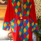 Маскарадный наряд для клоунессы или клоуна до 60 размера