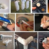 Термопластик (Пластимейк, Полиморф, Полиморфус) для творчества и в быту (250 г)