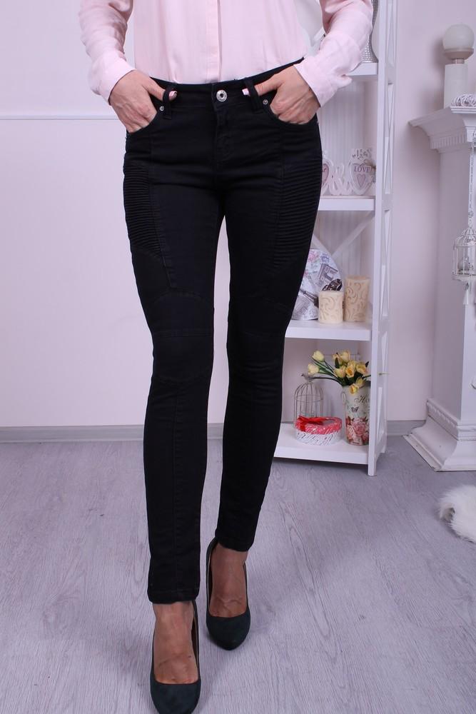 Чёрные джинсы balmain.скидка 50% фото №1