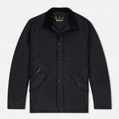 Мужская стеганая куртка Barbour heritage liddesdale размер  S.