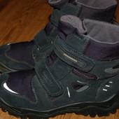 Термо ботинки Superfit GoreTex 35 р хорошее состояние