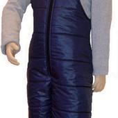 Полукомбинезон зимний 98-104-110-116 см