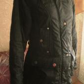 Деми куртка удлиненая c.a.n.d.a collection at c&a 46-48 смотрим замеры